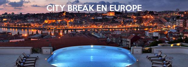 City Break en Europe